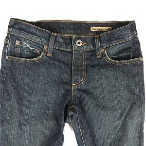 Chip & Pepper Zipped Up Jeans Womens 26